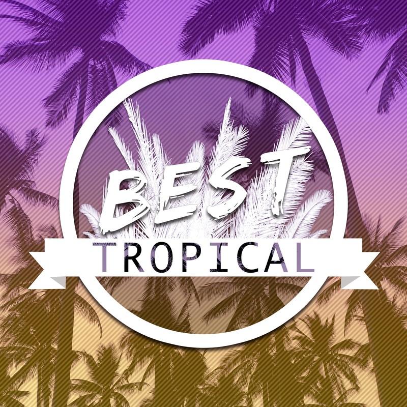 BEST Tropical ~パーティータイムからチルアウトまで気持ち良く聴けるプレイリスト~