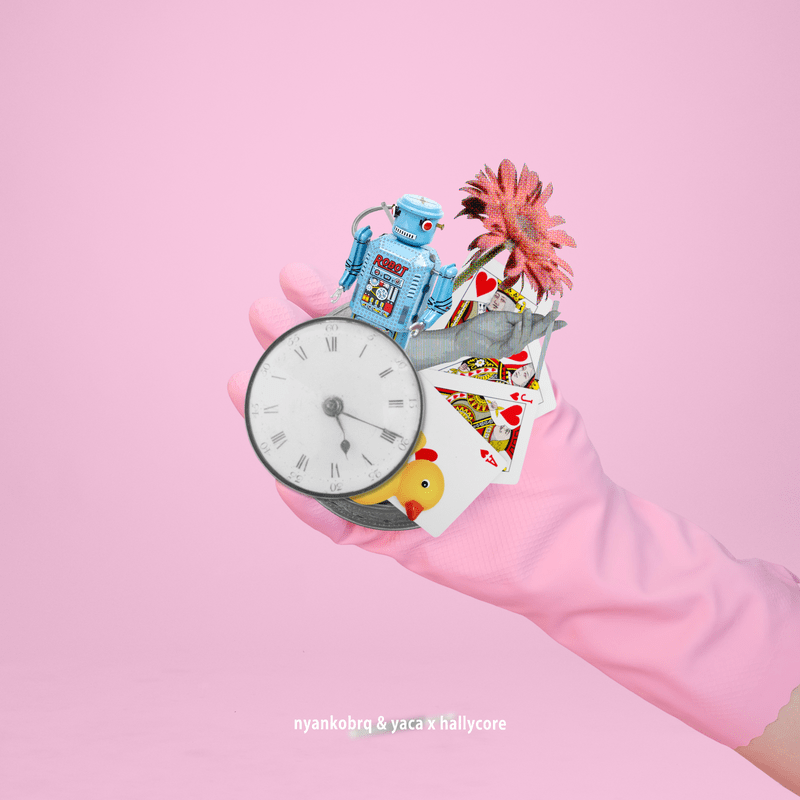 makeup -再試- (feat. hallycore)