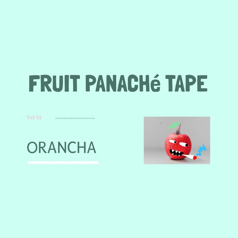 Fruit Panaché Tape