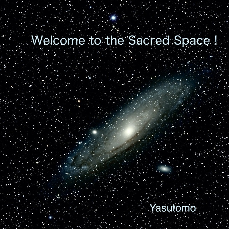 Welcome to the Sacred Space