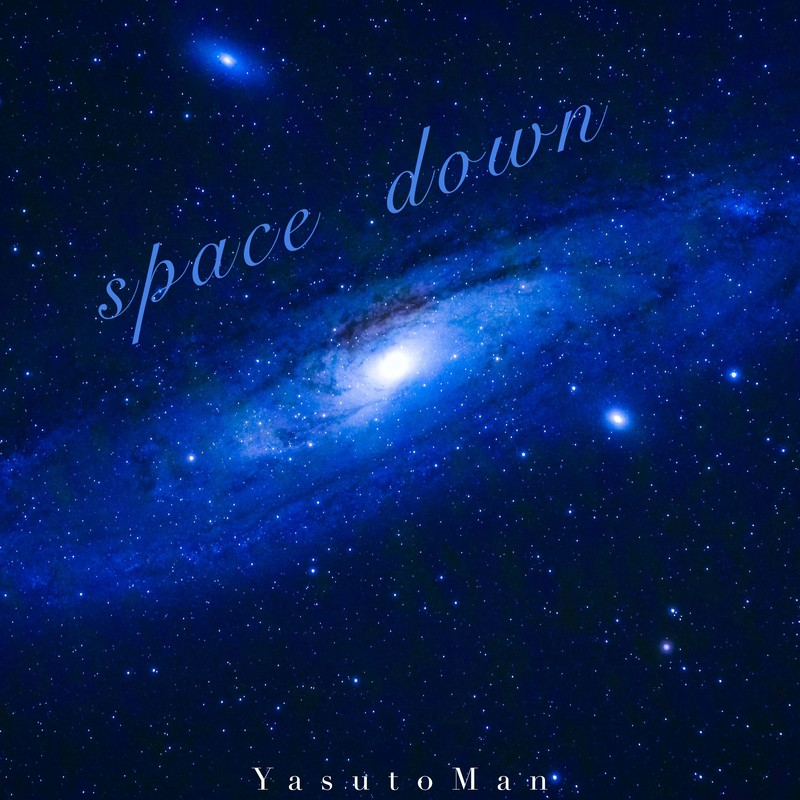 Space down
