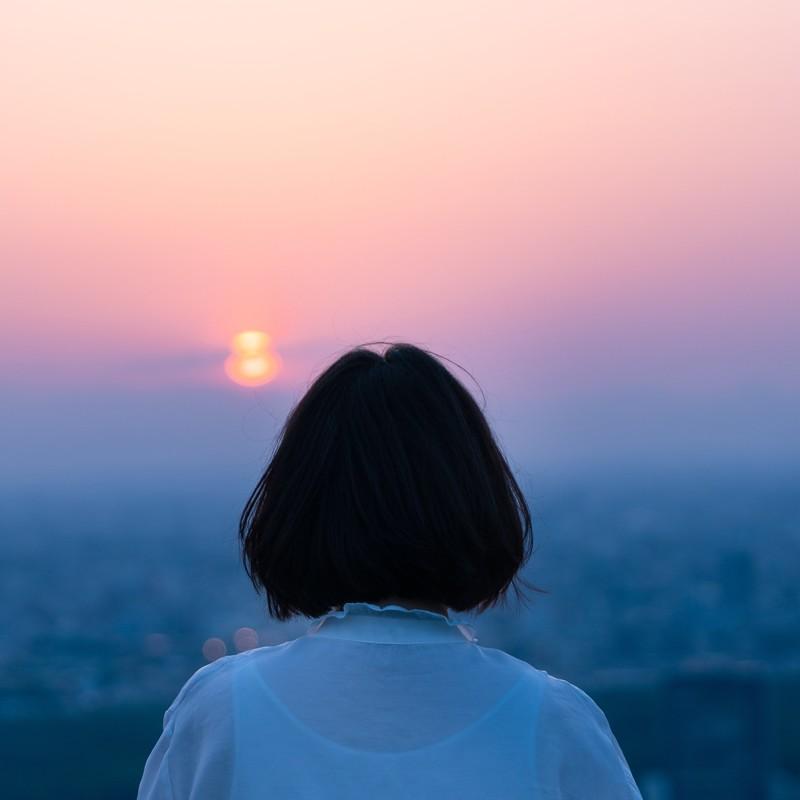 黎明ブルー