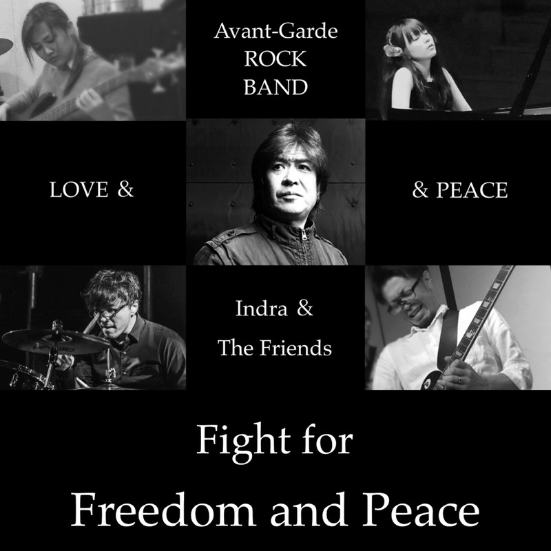 Fight for freedom and peace