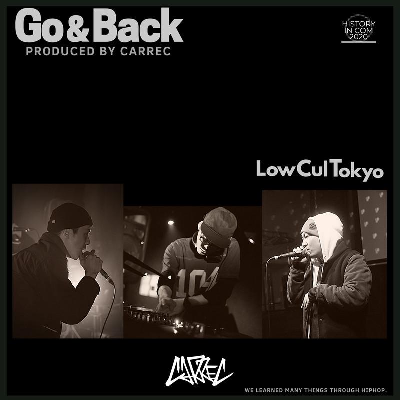 Go & Back (feat. LowCulTokyo)