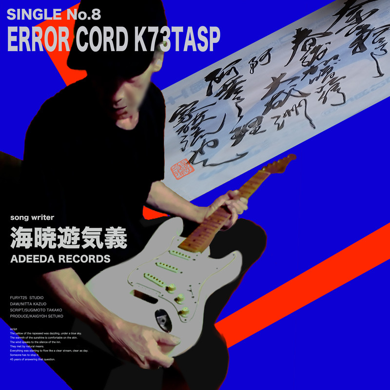 ERROR CORD K73TASP