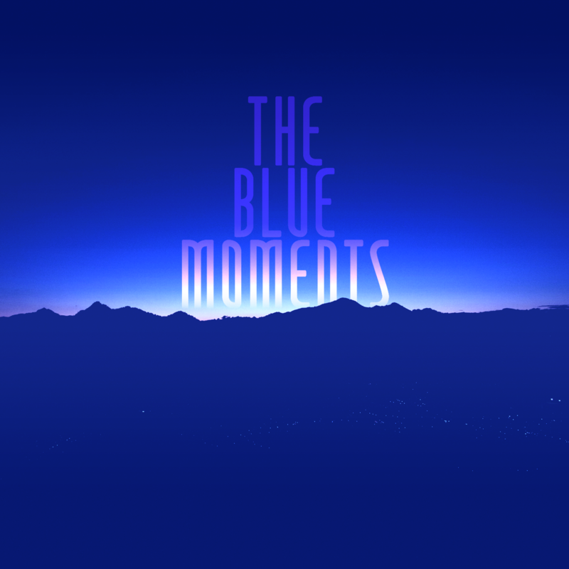 The Blue Moments