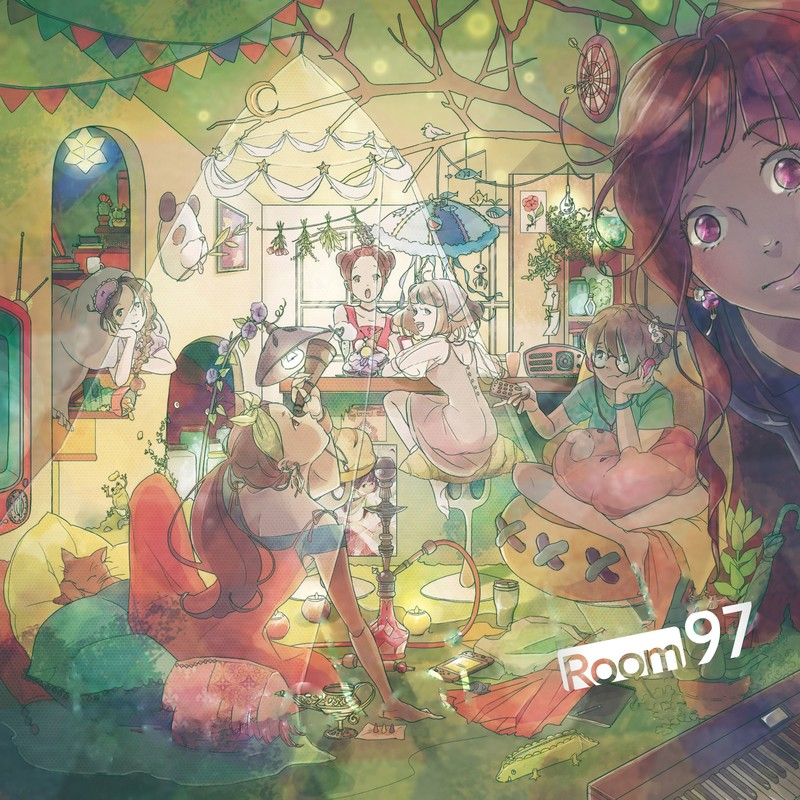 in the room (feat. つずな)