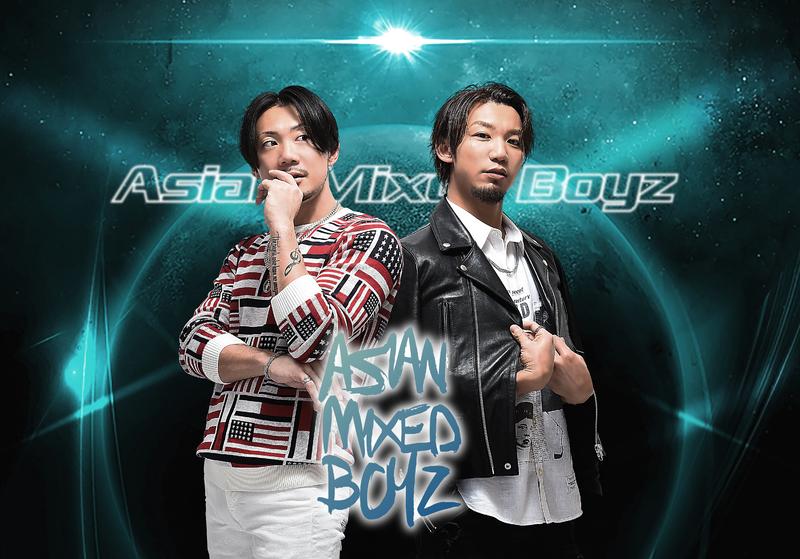 Asian Mixed Boyz