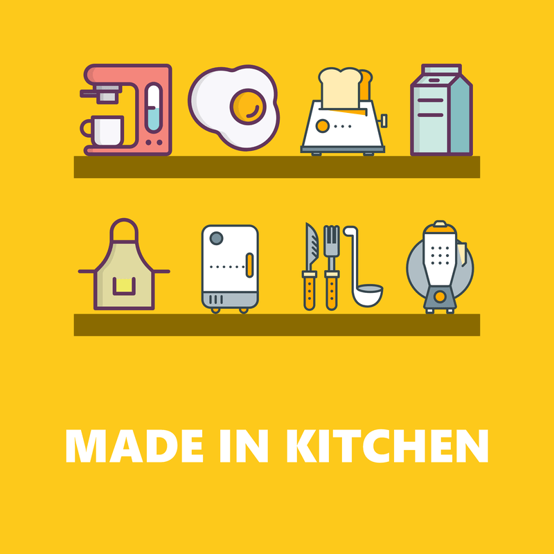 MADE IN KITCHEN