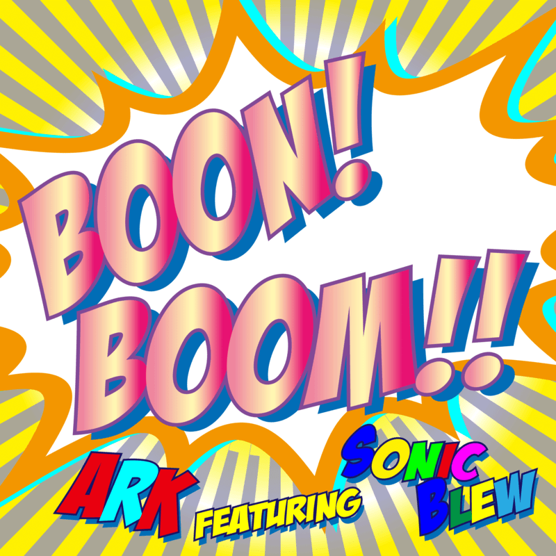 Boon!Boom!! (feat. Sonic Blew)