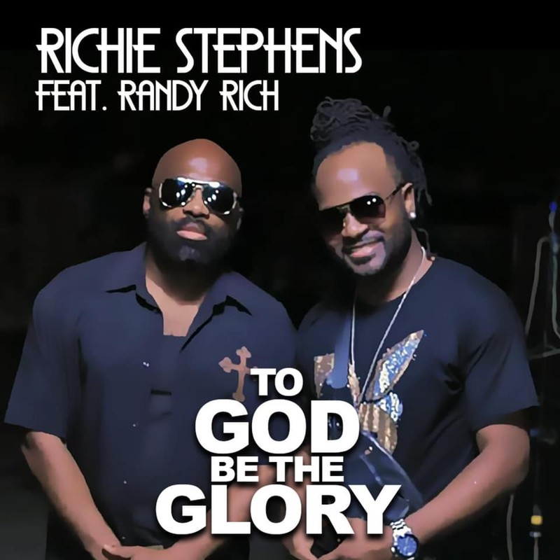 To God Be the Glory (Cover) [feat. Randy Rich]