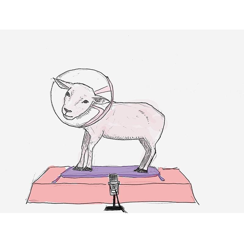 羊亭ピンク-sheep the pink-