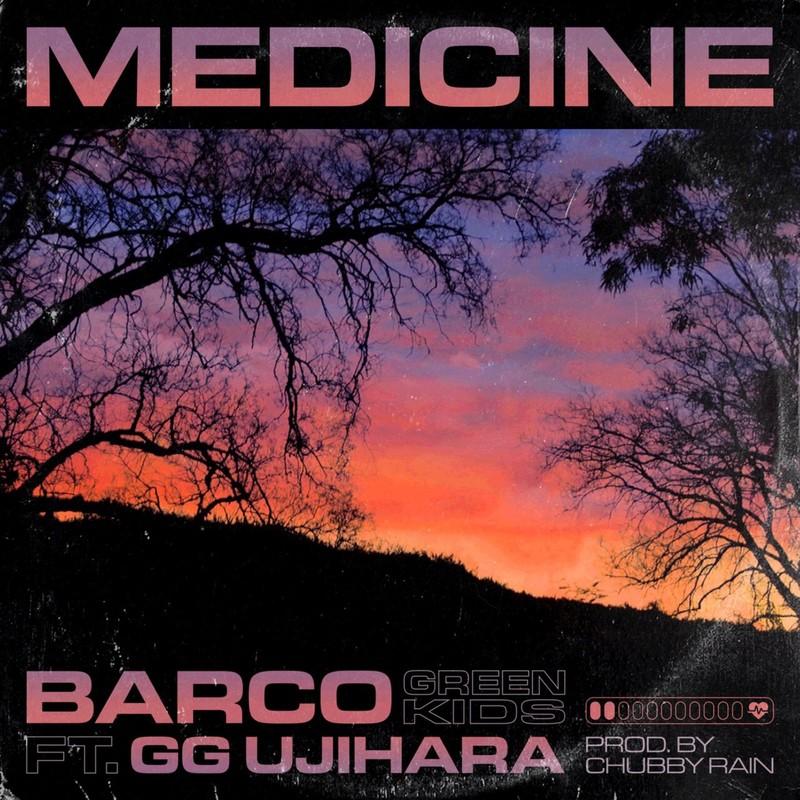 Medicine (feat. GG Ujihara)