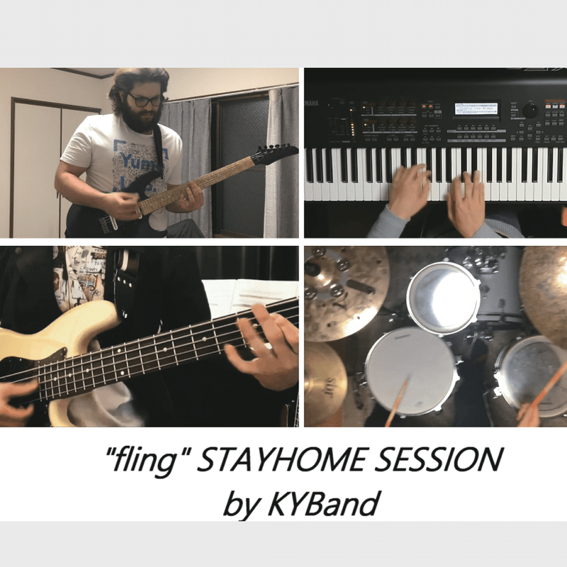 fling (STAYHOME Session)