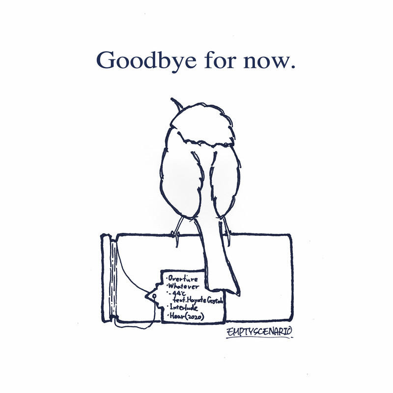 Goodbye for now.
