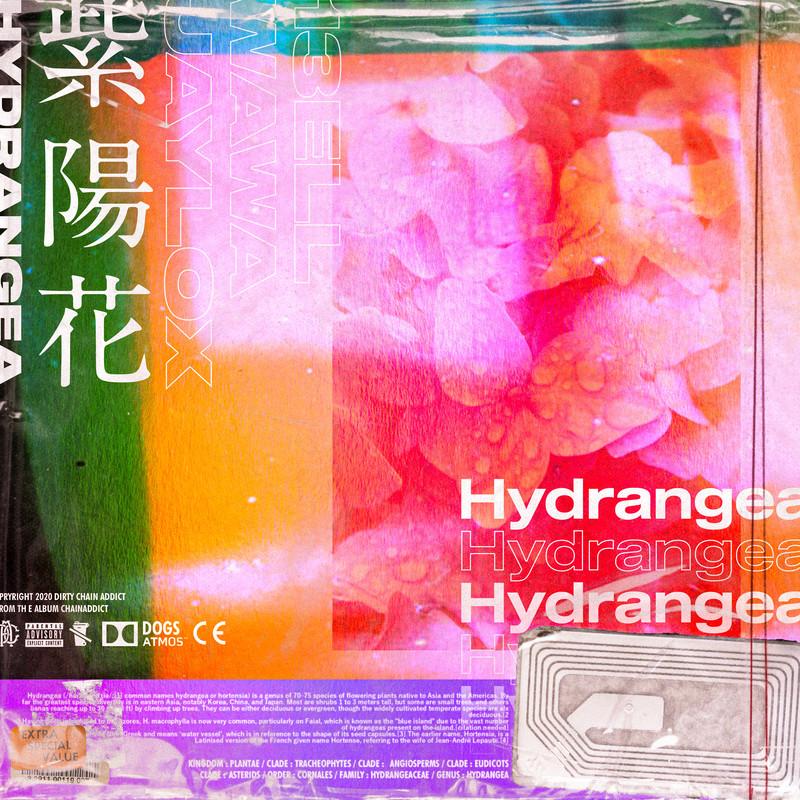 紫陽花 (feat. 13ELL, WAWA & JAYLOX)
