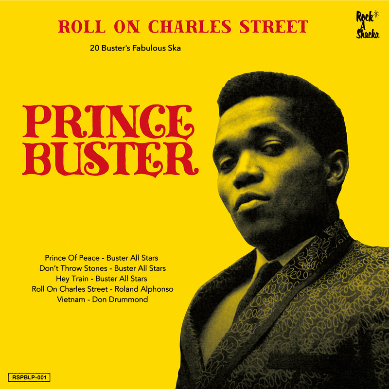 Roll On Charles Street - Prince Buster Ska Selection