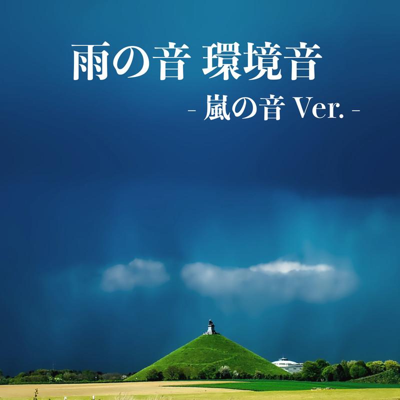 雨の音 環境音 (嵐の音 Ver.)