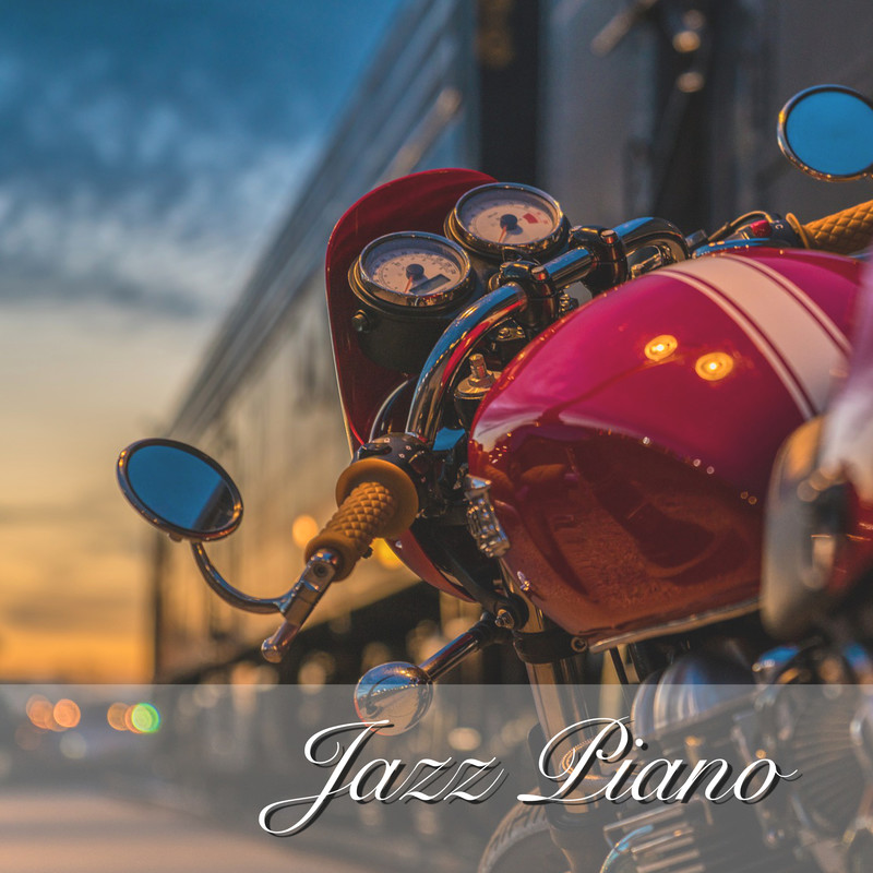Healing Cafe Jazz Piano -Relaxing Healing Fashionable Music Listening at a Cafe Along the Ocean-