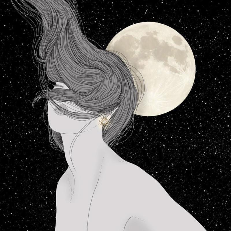 僕の愛しいお月様