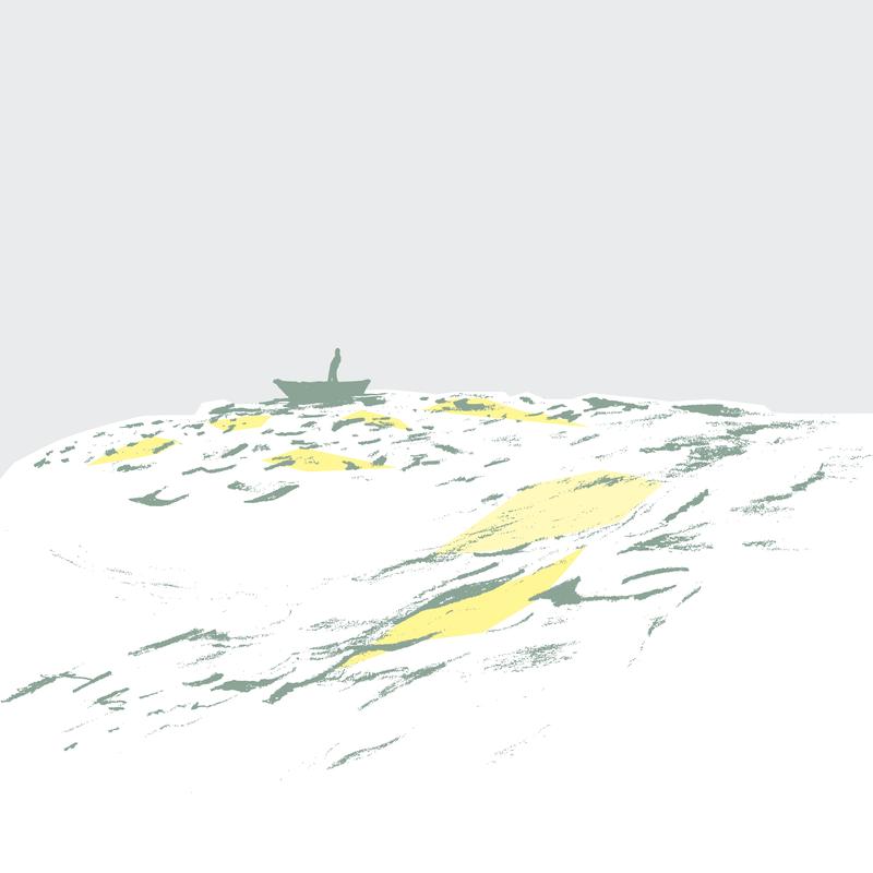 光る舟 (night version)