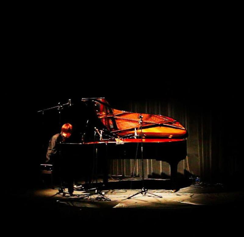 Daisuke on Piano