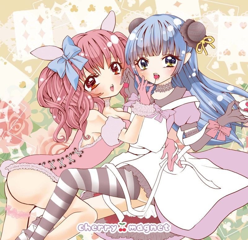 cherry magnet, 小餅こもも & 姫柊咲良