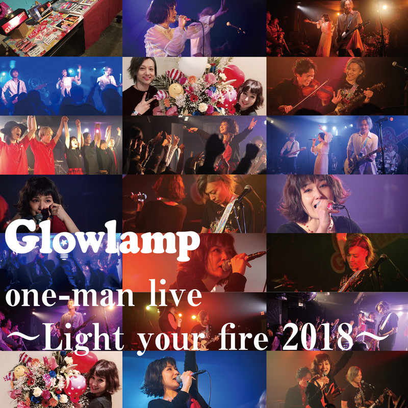 one-man live ~Light your fire 2018~