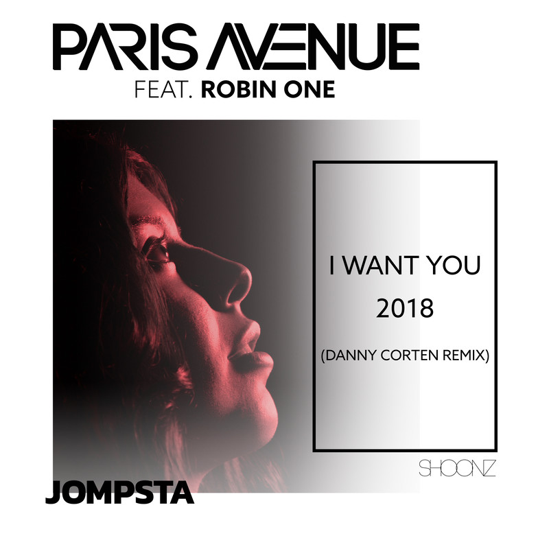 I Want You 2018 (Danny Corten Remix) [feat. Robin One]