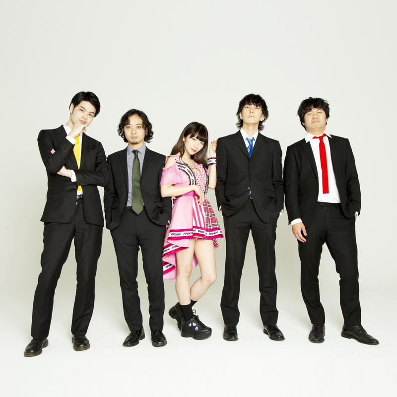 ぱいぱいでか美withメガエレファンツ
