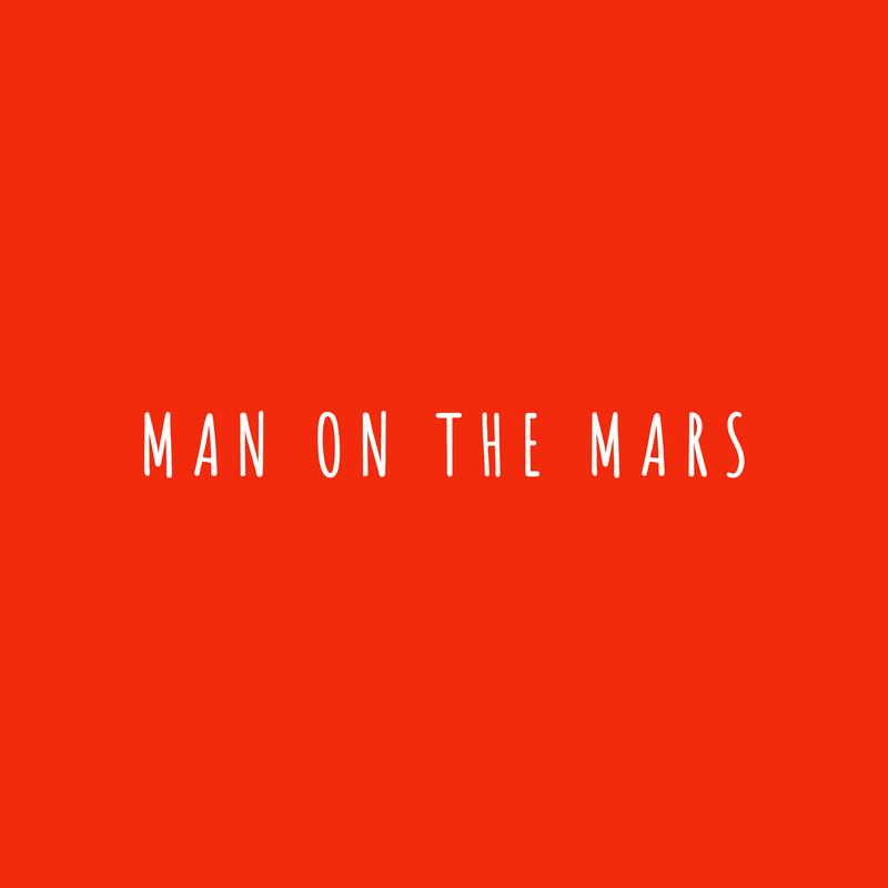 Man on the Mars