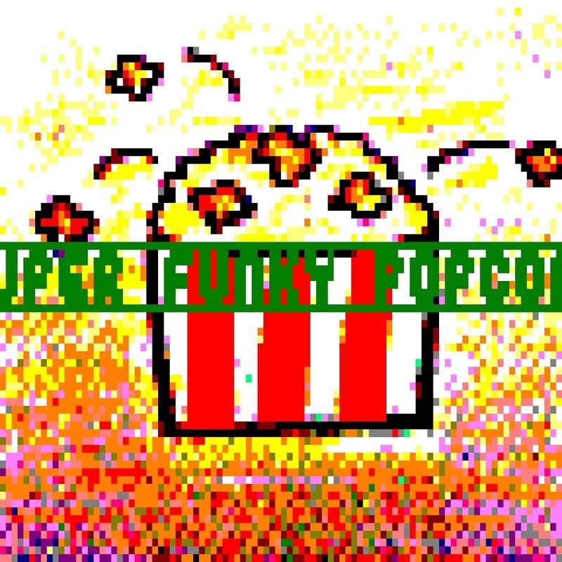 Super funky Popcorn
