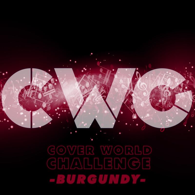CWC [COVER WORLD CHALLENGE] -BURGUNDY-