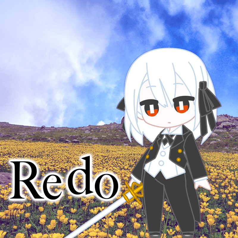 Redo (Cover)