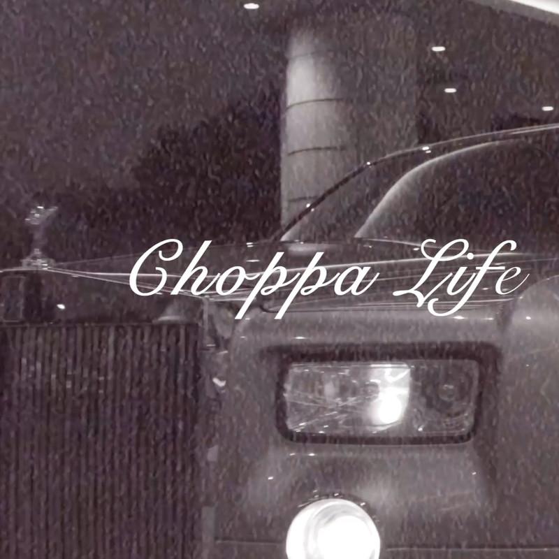 CHOPPA LIFE (feat. Al Cizarr)