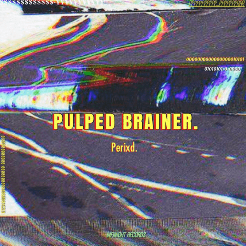 PULPED BRAINER.