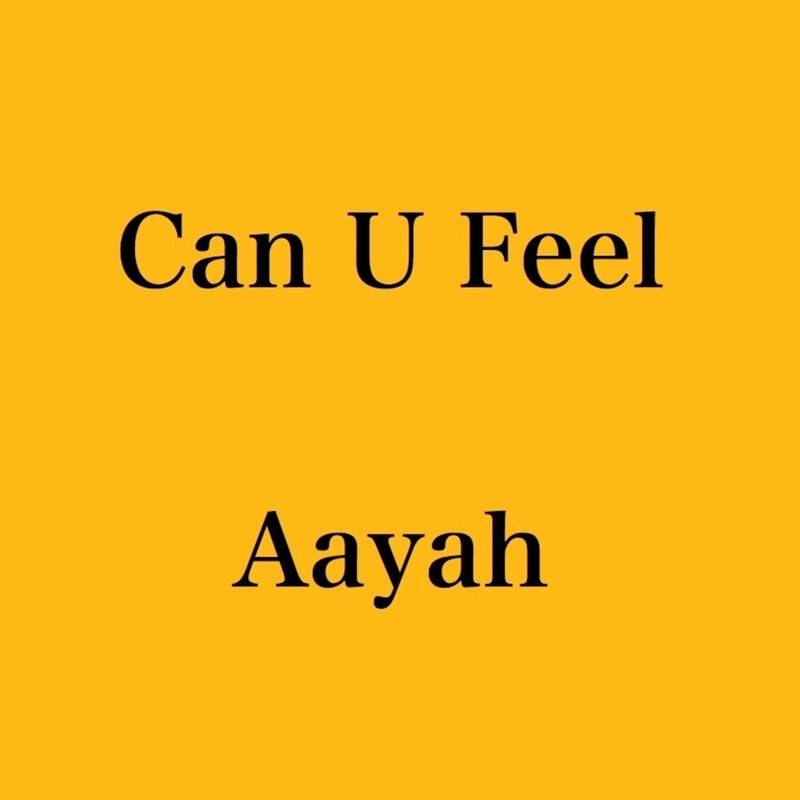 Can U Feel