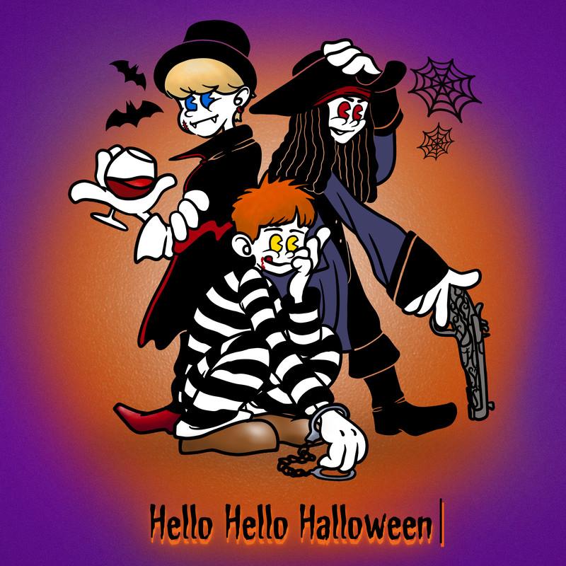 Hello Hello Halloween (feat. みきおだ)