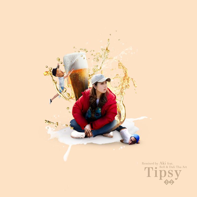 Tipsy (Remix) [feat. Bell & Dali Tha Art]