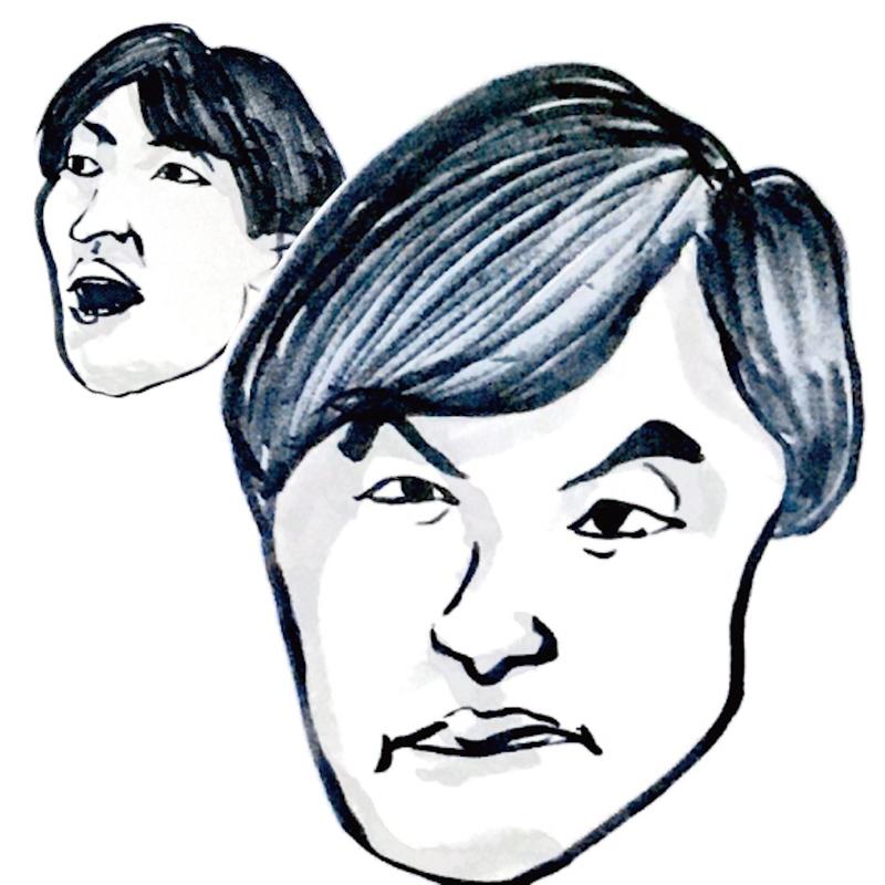 伊藤晋毅と笹谷さん