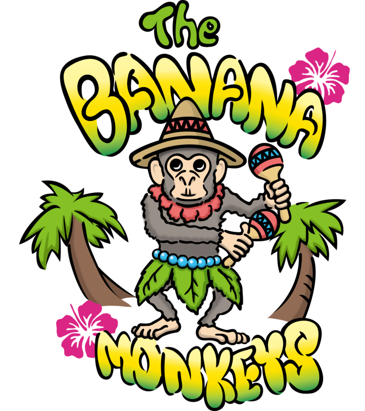 THE BANANA MONKEYS