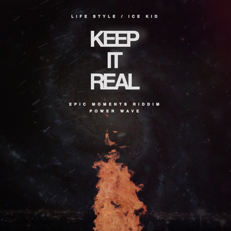 KEEP IT REAL (feat. POWER WAVE)