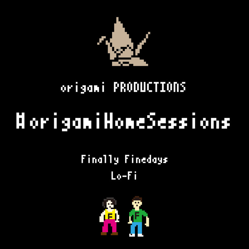 Lo-Fi (#origamiHomeSessions ver.) [feat. 関口シンゴ]