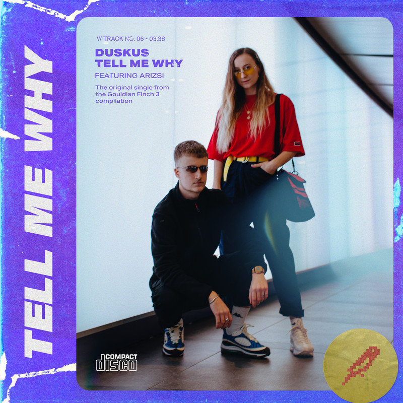 Tell Me Why (feat. Arizsi)