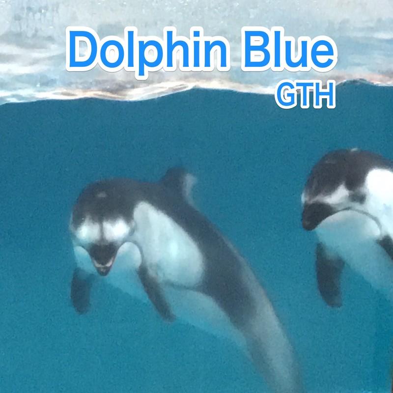 Dolphin Blue