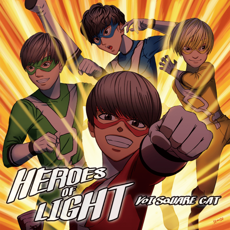HEROES of LIGHT
