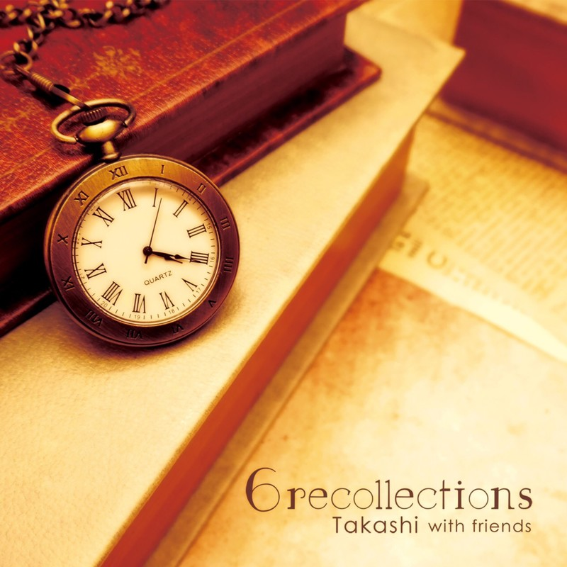 6recollections Takashi with friends