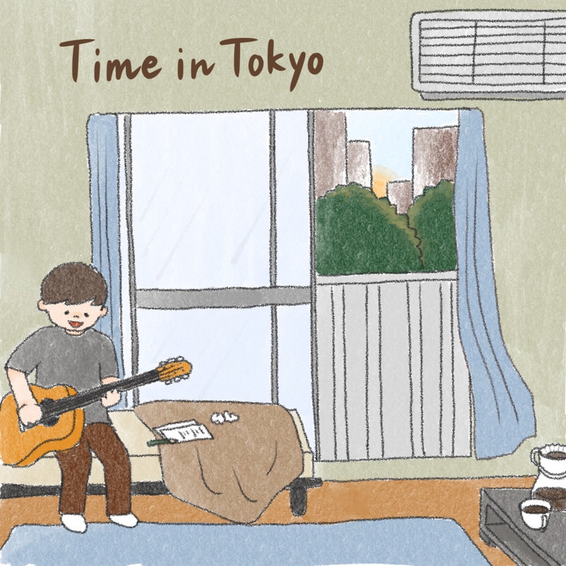 Time in Tokyo