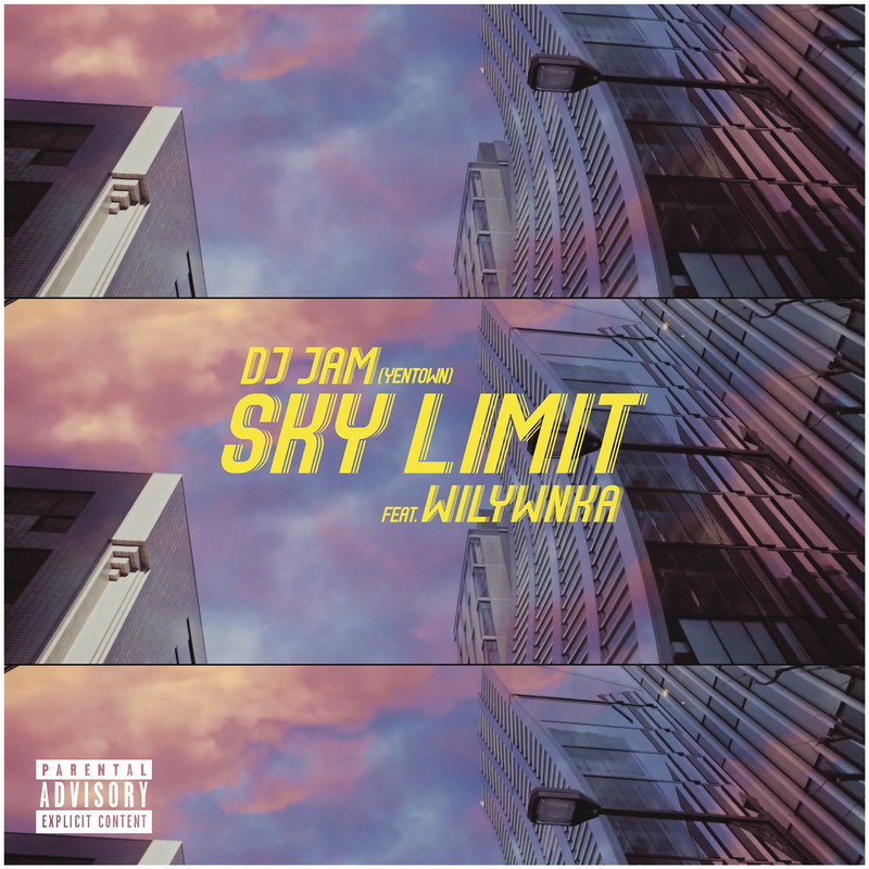 Sky Limit (feat. WILYWNKA)