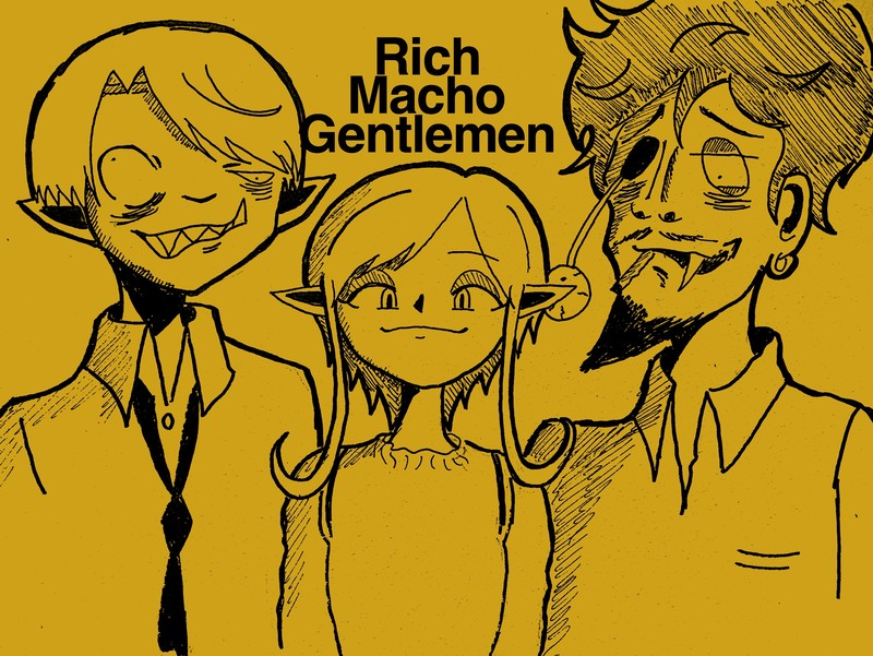Rich Macho Gentlemen